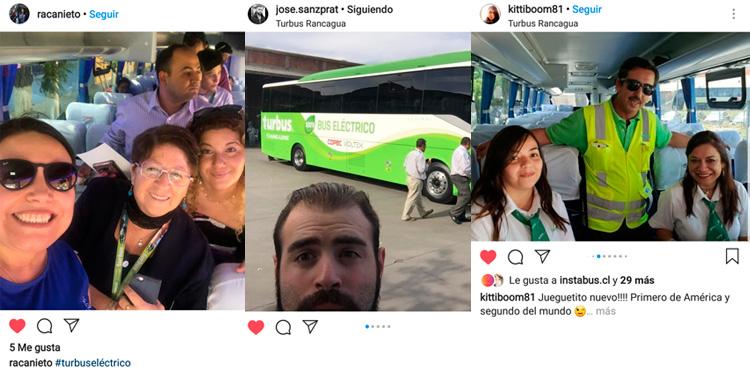 Ganadores #TurbusEléctrico #SomosEléctricos