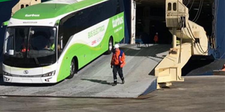 Bus Eléctrico: Reinaugurando las carreteras de Chile