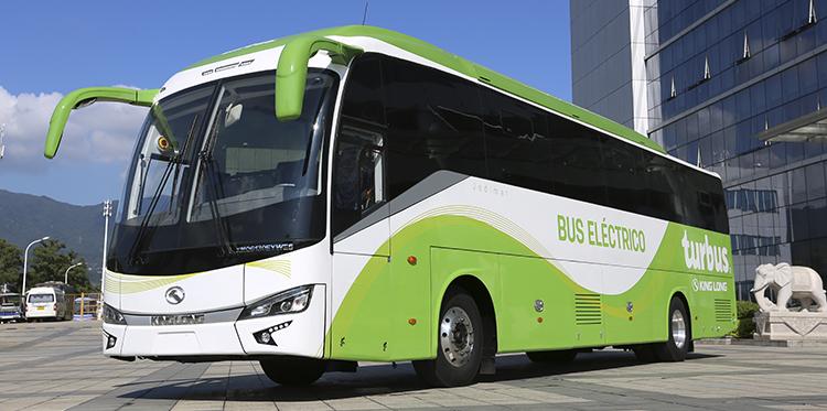 Características Técnicas - Bus Eléctrico