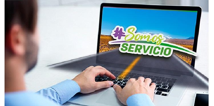 Lanzamiento a #Somos Servicio