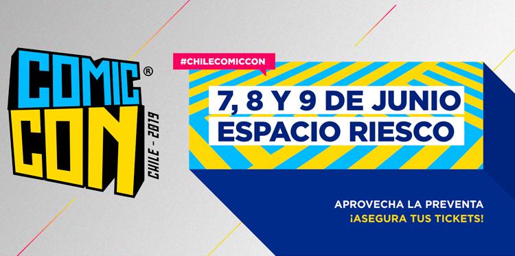 Pre venta Comic Con